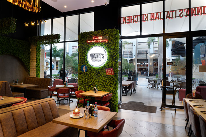 Nonnas Italian Kitchen Gateway Theatre Of Shopping